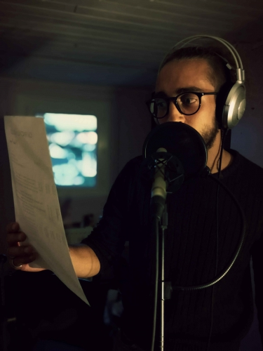 Jason Feugray, Bleu Nuit, folk, chanson française.