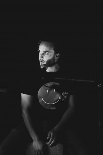 Léo Dubois, groupe Bleu Nuit.