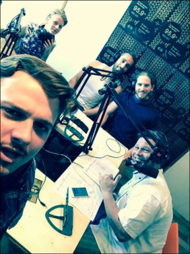 Bleu Nuit, Ouest Track Radio, Jason Feugray, Mickael Feugray, Faudra bien que ça tienne, After Work, Le Havre.