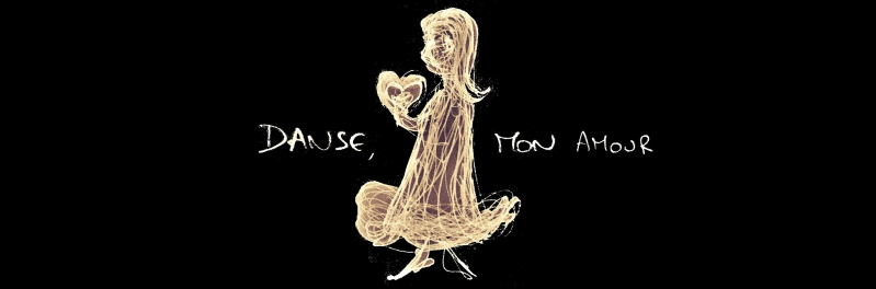 Danse mon amour, Jason Feugray, Bleu Nuit.