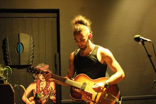 Jason Feugray, groupe bleu nuit, folk, rouen, chanson française