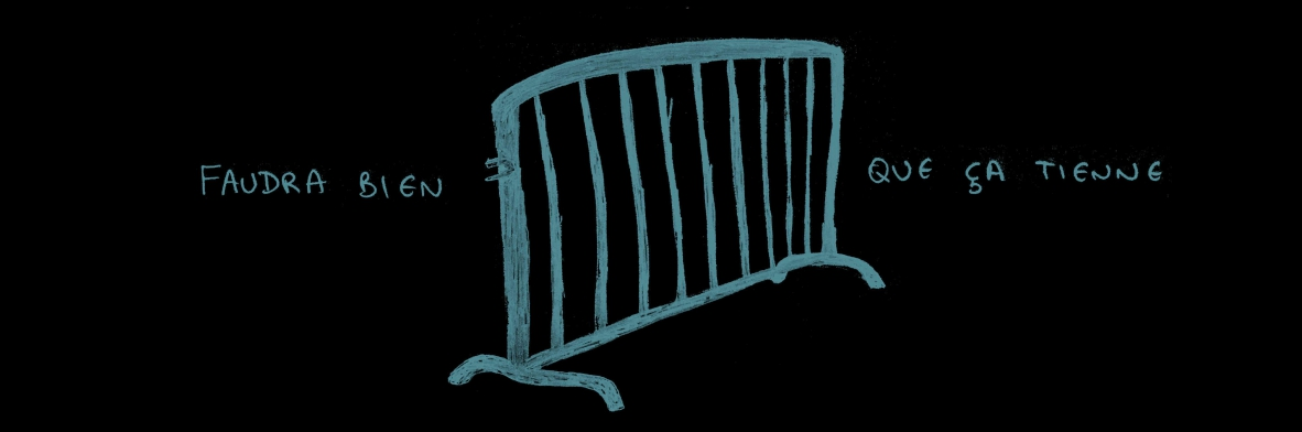 Bleu nuit, Mickael Feugray, Faudra bien que ça tienne, chanson française, folk.